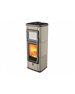 Печь-камин MCZ Sava Warm Grey
