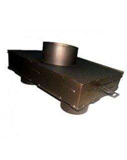 Адаптер стальной для подвода наружного воздуха к моделям W17 16.1 кВт/12.3 кВт EKO