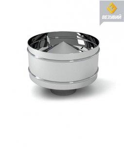 Дефлектор нерж. (AISI 430/0,5мм) д.120х180