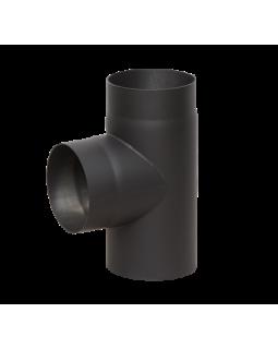 Тройник LAVA 90°, сталь 2 мм, Ø120мм