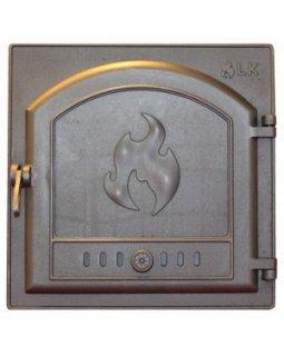 306 LK Дверца герметичная глухая (410х410)