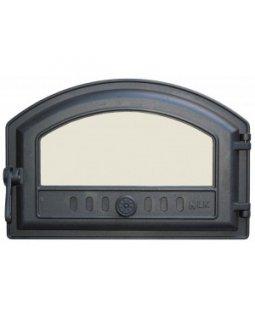 324 LK Дверца герметичная со стеклом (410х180/250)