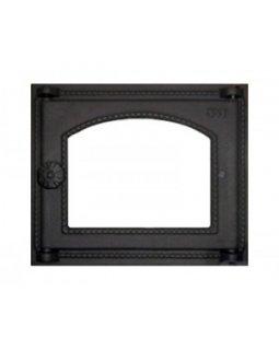 451 SVT печная дверца со стеклом