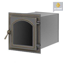 Духовой шкаф Везувий 220 (Бронза) (336х450)