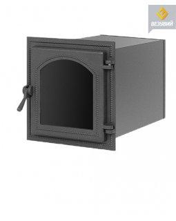 Духовой шкаф Везувий 220 (Антрацит) (336х450)