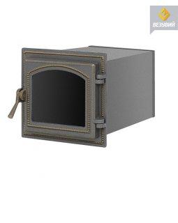 Духовой шкаф Везувий 260 (Бронза) (223х400)