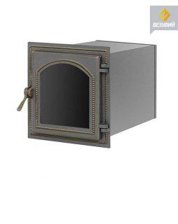 Духовой шкаф Везувий 270 (Бронза) (293х400)