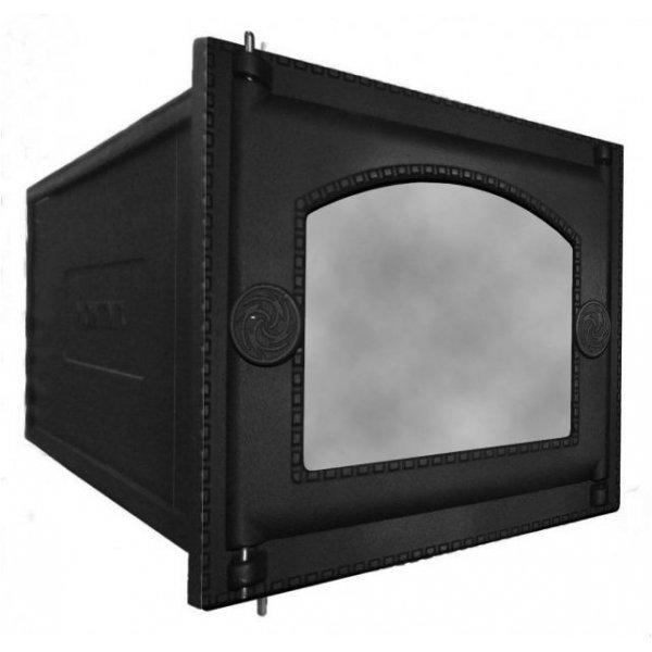 Духовка ДП-ДТ-6АС (Р) печная чугунная под стекло