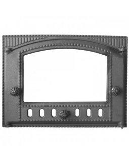 Дверка ДТК-2С (Р) каминная под стекло