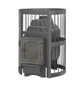 Банная печь Везувий Легенда Стандарт 28 (ДТ-4) без выноса