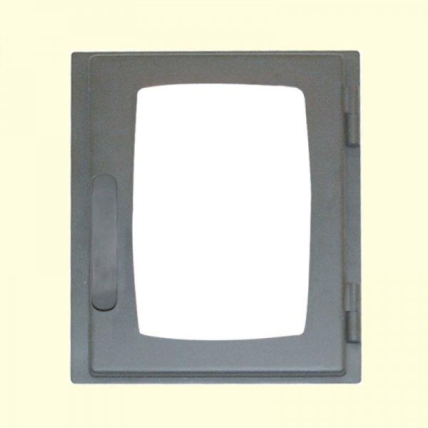 Печная дверь Мета ДВ285-1Б (231 х 291)