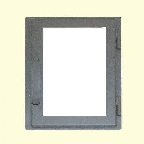 Печная дверь Мета ДВ285-1С (231 х 291)