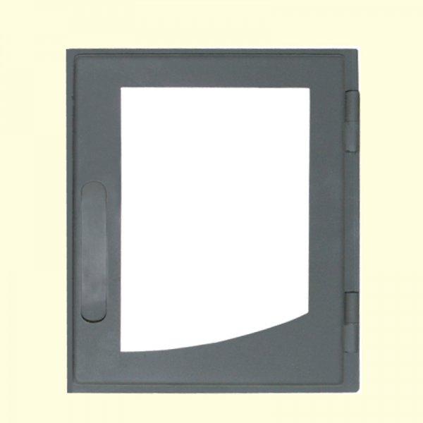 Печная дверь Мета ДВ285-1П ( 231 х 291)