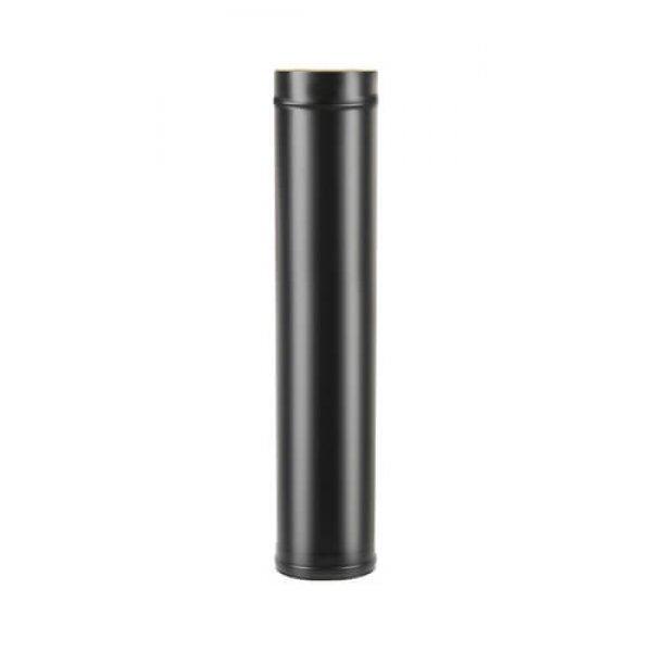 Сэндвич-труба BLACK (AISI 430/0,8мм) L-1м ?150х251