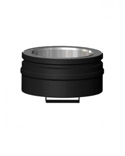 Заглушка для твердого топлива Schiedel Permeter 25, Ø130
