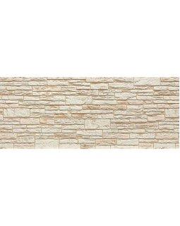 Фибро-цементная панель AT SNTP5PSBE3 (15*455*1010mm) мелкий камень бежевый