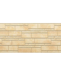 Фибро-цементная панель Nichiha WFX393 Камень песочный (14*455*1010mm)